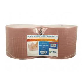 Bobines essuie-tout - papier recyclé - 2 plis COBIC
