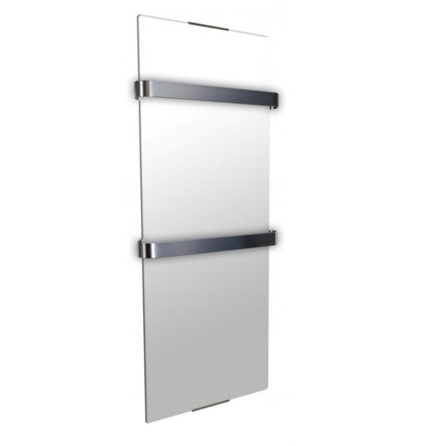 Radiateur sèche serviette 900 W - Vertical - Miroir CHEMIN' ARTE