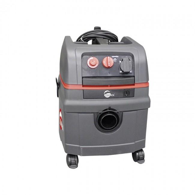 Aspirateur eau et poussière 1400 watts - 25 litres - ASP255 LEMAN