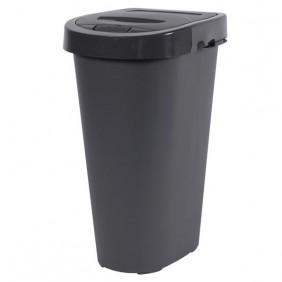 Poubelle de cuisine City push - 25 litres EDA PLASTIQUES