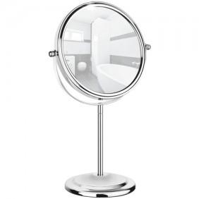 Miroir grossissant x7 - à pied - Double face WENKO