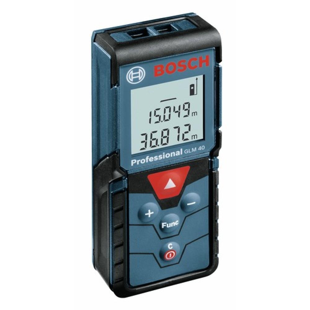 télémètre laser glm 40-40m-0601072900 bosch   bricozor