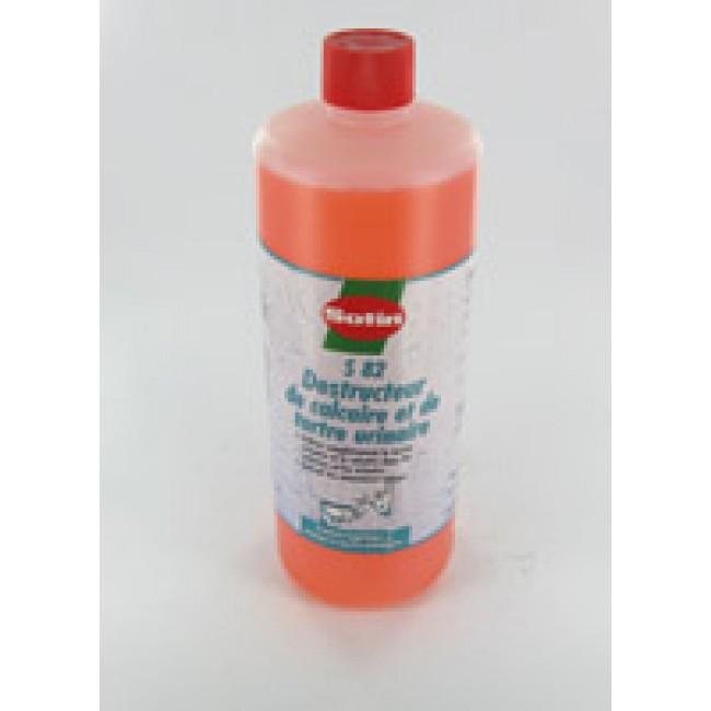 Destructeur calcaire/tartre urinaire - 1 L Sotin