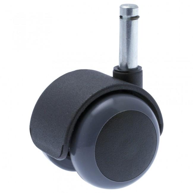 Roulette - pour fauteuils de bureau - fixation par tige - Twiny GUITEL