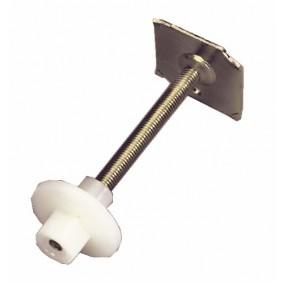 Fixations pour lavabos et wc suspendus FISCHER