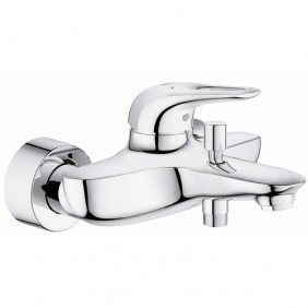 Mitigeur bain-douche - Pose murale - Entraxe 150 mm - Eurostyle GROHE
