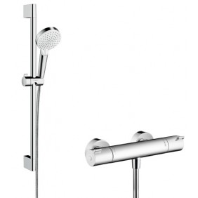 Colonne de douche thermostatique -  Vario / Ecostat 1001 CL HANSGROHE