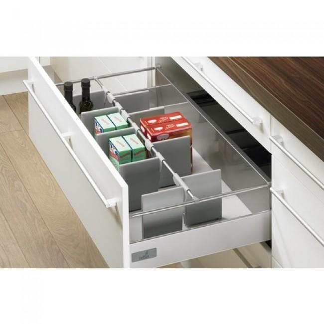 s parateur clipsable pour tiroir casserolier innotech. Black Bedroom Furniture Sets. Home Design Ideas