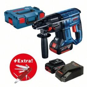 Perforateur sans fil SDS-Plus GBH 18V-20 + couteau suisse - 0611911003 BOSCH
