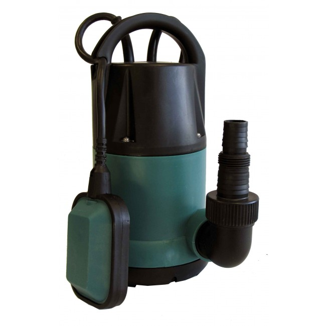 Electropompe immergée vide cave eau peu chargée 350W WA-350 HIDROBEX