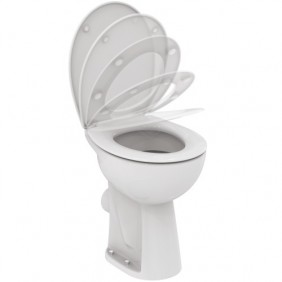 Cuvette WC indépendante et surélevée - assise ergonomique - Ulysse SH PORCHER