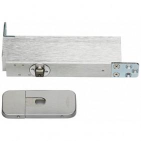 Charnière hydraulique - encastrée - porte bois et métallique - B Twist SEVAX
