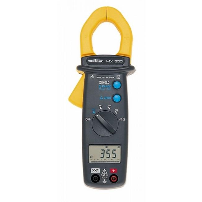 Pince multimètre compacte - 400 A - AC/DC - METRIX MX 355 CHAUVIN ARNOUX