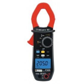 Pince multimètre - F205 - serrage 34 mm CHAUVIN ARNOUX