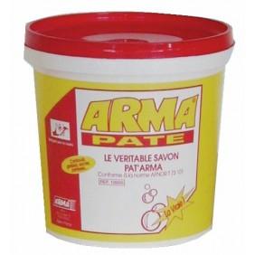 Savon pâte sans solvant ni colorant - boite de 750 g ARMA