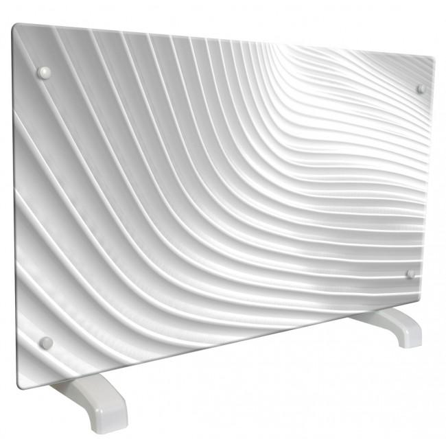 Chauffage décoratif design - 200W - Wave CHEMIN' ARTE