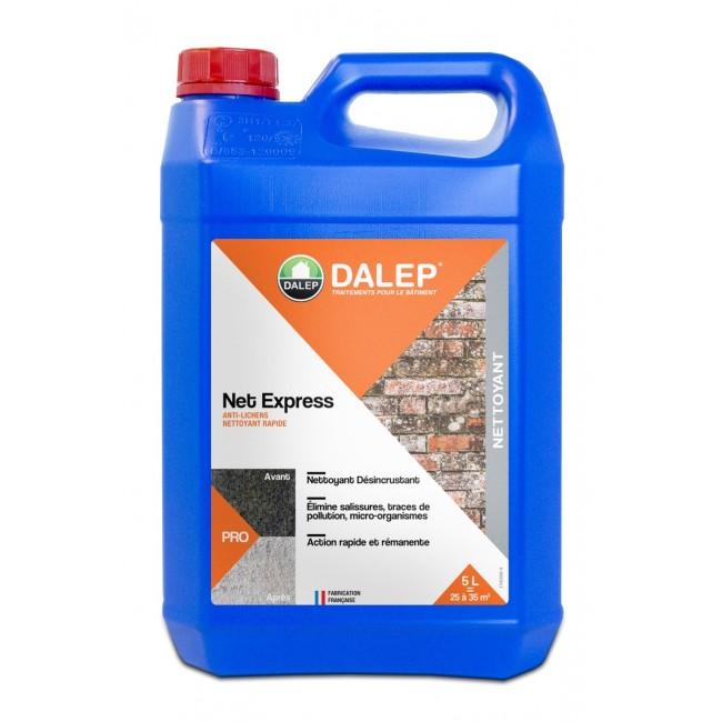 Nettoyant rapide anti-lichen - prêt à l'emploi – Net Express DALEP