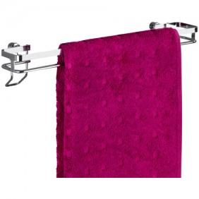 Porte serviette mural - simple - Acier inox - premium WENKO