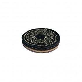 Disque de polissage flanelle 150x25x16mm - DSM150PSF HOLZMANN