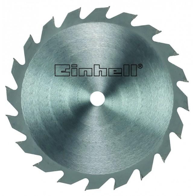 Lame en carbure de tungstène - diamètre 200x16 mm - 20 dents EINHELL