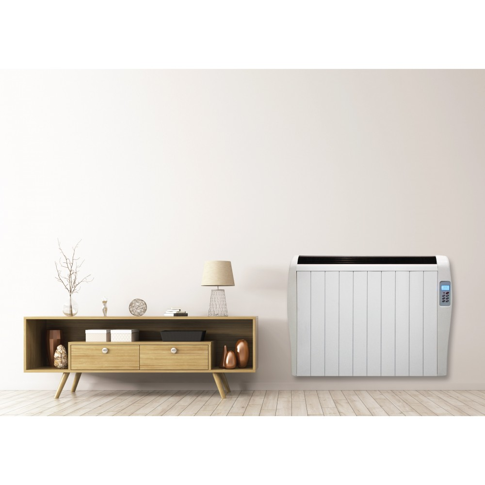 radiateur inertie c ramique 1500w ou 1000w chaleur douce ef145 chemin 39 arte bricozor. Black Bedroom Furniture Sets. Home Design Ideas