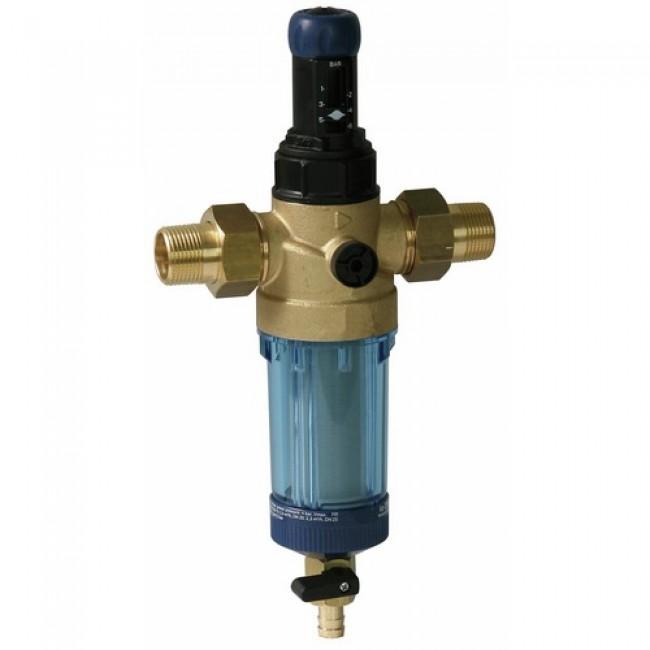 Réducteur de pression avec filtre - tamis inox - FR20CLMAX POLAR
