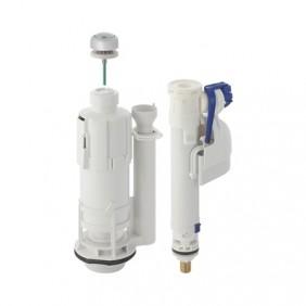 Mécanisme chasse d'eau - Implus 520 pour réservoir Aspirambo Porcher GEBERIT