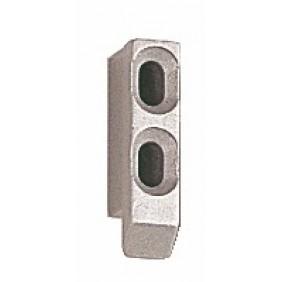 Gâche 2247 pour fermetures encastrées série 6790 pour coulissant aluminium LA CROISÉE DS