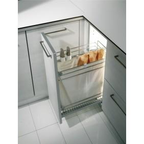 Paniers pain-bouteilles - Quadro 2105 - 25 Kg INOXA