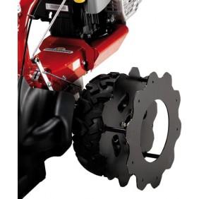 Paire de roues cages pour motobineuse P70 EUROSYSTEMS