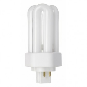 Lampe fluocompacte Biax T/E - culot Gx24q GE LIGHTING