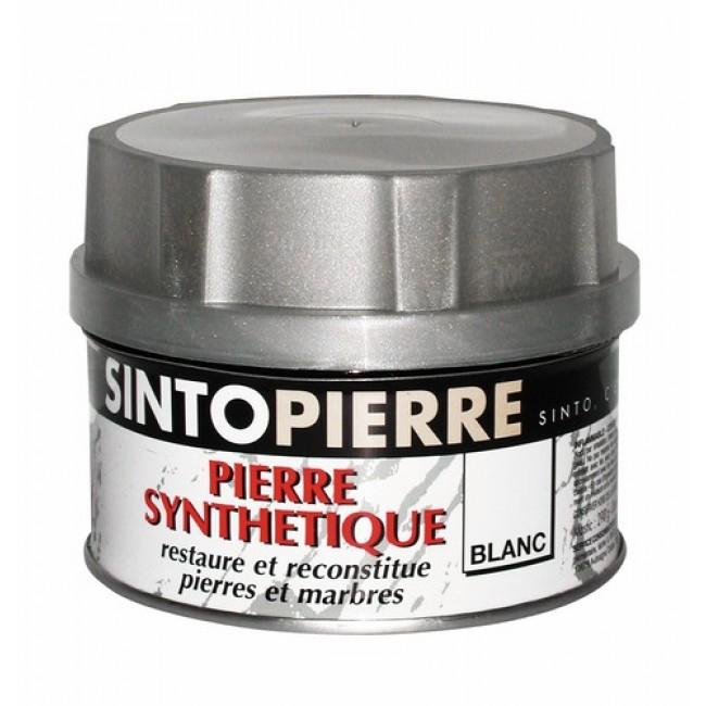 Enduit de rebouchage Sinto Pierre pour pierres et marbres SINTO