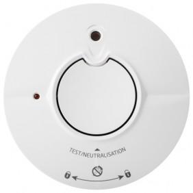 Détecteur avertisseur de fumée - autonomie 5 ans - Delta Reflex SIEMENS