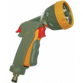 Pistolet multijet Pro métal verrouillable 7 jets HOZELOCK