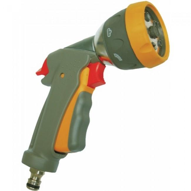 Pistolet multijet Pro métal verrouillable 7 jets