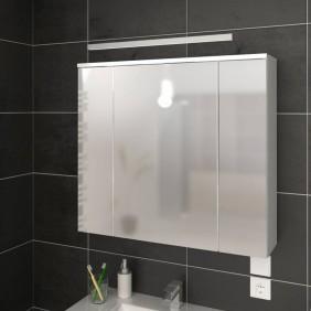 Armoire à pharmacie - avec miroir -  60 cm BAIN ROOM