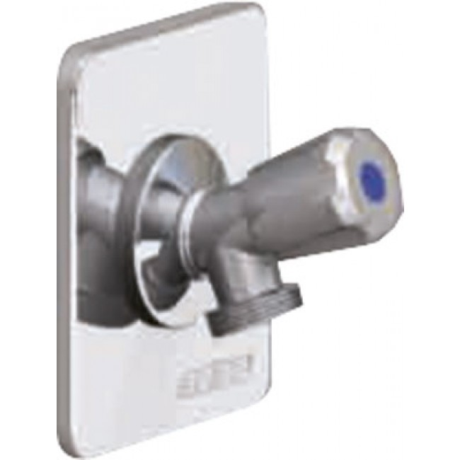 Cache de finition - inox - pour installation d'eau - Robifix GRIPP