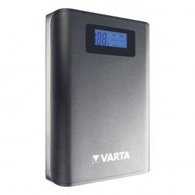 Batterie mobile rechargeable Powerbank avec écran LCD VARTA
