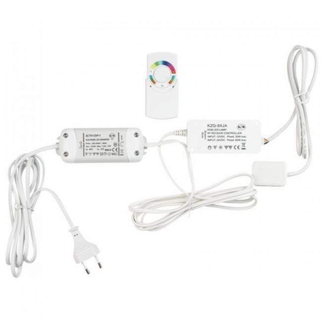Kit télécommande - bande LED flexible RGB SIMILAIRE