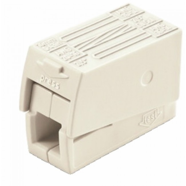 Borne de connexion - automatique - 224 - pour luminaires WAGO