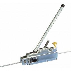 Treuil manuel à câble passant 20 m de câble - Tirfor® TRACTEL