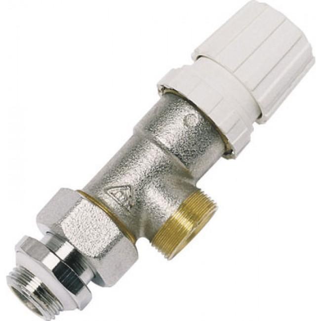 Corps de robinet thermostatisable équerre inversé - filetage 15x21 RBM