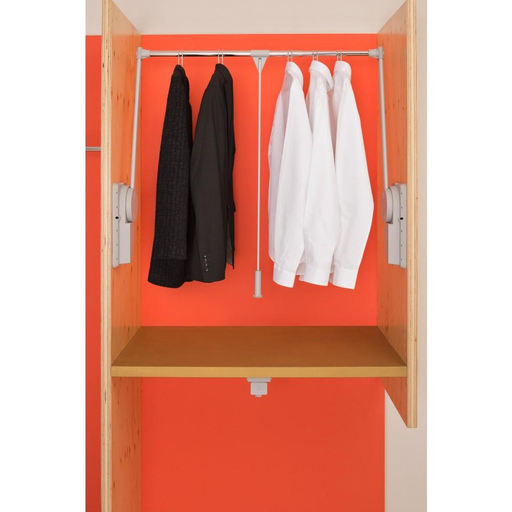hauteur barre de penderie cheap caisson petite hauteur with hauteur barre de penderie gallery. Black Bedroom Furniture Sets. Home Design Ideas