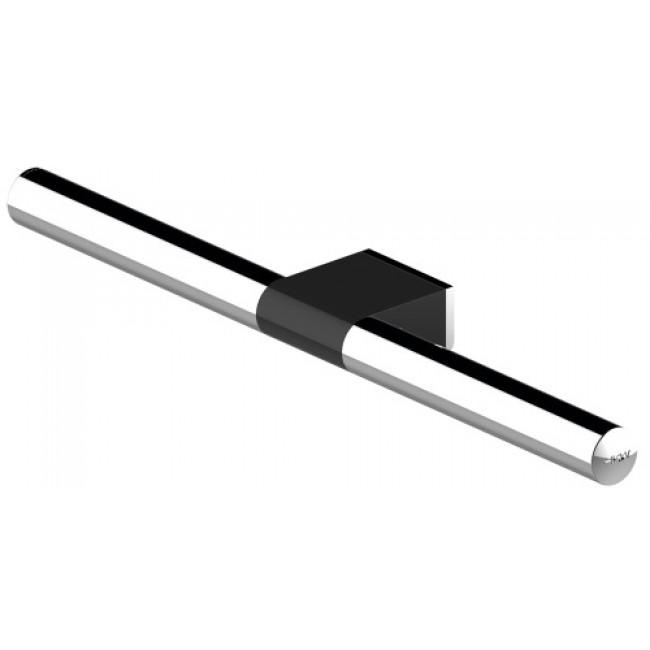 Porte-serviettes double - Noir ou blanc - Onyx Duo AKW INTERNATIONAL