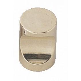 Boutons de meuble à encoche n°4-laiton MOD