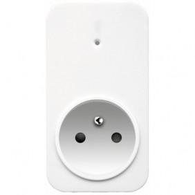 Prise intégrée - sans fil - à fonction interrupteur TRUST SMART HOME