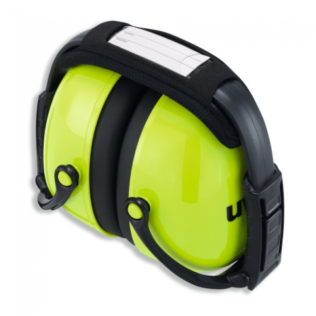 Casque antibruit pliable K2 UVEX
