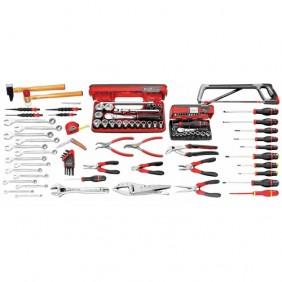 Coffret mécanicien - 122 outils - CM 110A FACOM