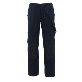 Pantalon de travail MASCOT® Laronde - Marine foncé MASCOT