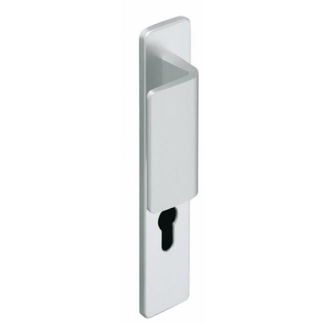 poign es de porte pali re bercy en aluminium vachette. Black Bedroom Furniture Sets. Home Design Ideas